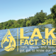 Lake Fact Sheets and Health Scales